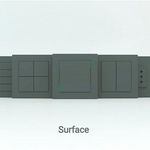Выключатели Ekinex серии 71/Surface