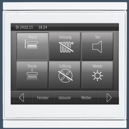 Corlo Touch KNX - Elman