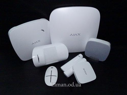 Комплект беспроводной сигнализации Ajax StarterKit - Elman