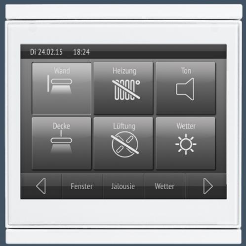 Corlo Touch KNX WL - Elman