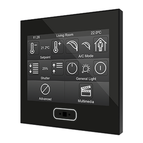 Сенсорная панель Z35-(A/W/S) - Elman
