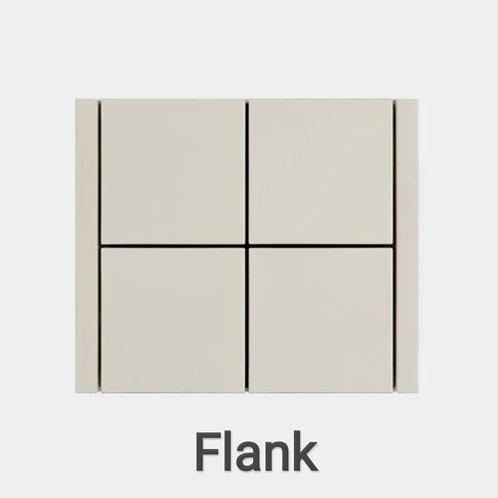 Выключатели Ekinex серии FF/Flank - Elman