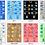 Thumbnail: Сенсорная цветная InZennio Z41Lite-(A/W/S) - Elman