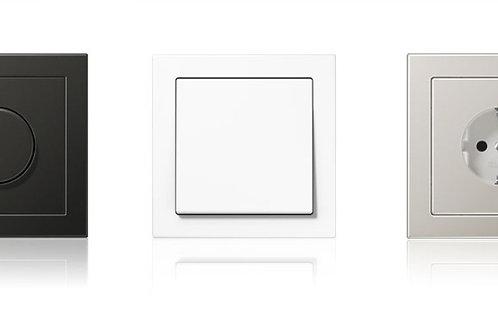Выключатель Jung серии LS дизайн -Elman