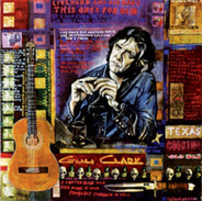 """Guy Clark """"This one's for him"""""""