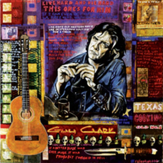 "Guy Clark ""This one's for him"""