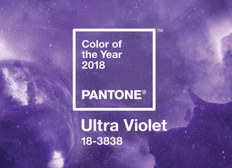 Pantone® colour of the year 2018