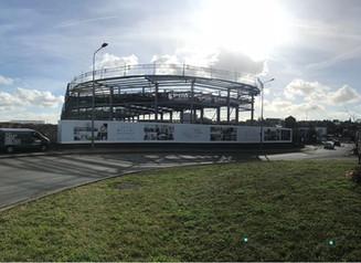 Project : Maldon Council Hoarding.