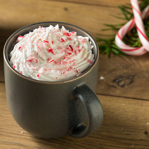 Peppermint Mocha All Natural Candle