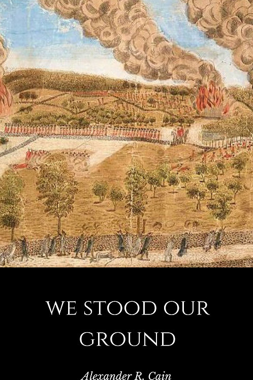 We Stood Our Ground