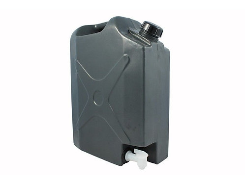 PLASTIC WATER JERRY CAN WITH TAP - BY FRONT RUNNER - WTAN002