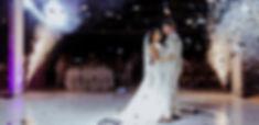 bride-groom-first-dance-dance-fireworks.