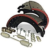 OREX brake shoe kits