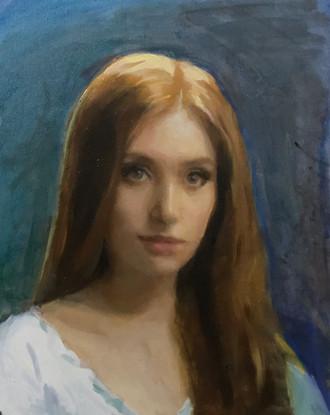 An Unknown Girl II