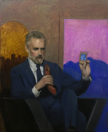 As order emerges from chaos - Jordan B Peterson