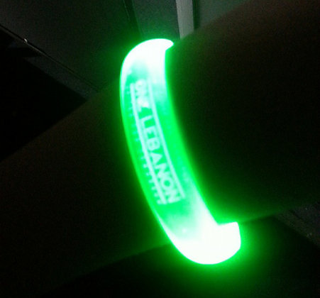 Glowing One Lebanon Bracelet (LED LIGHT)