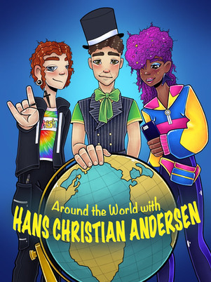 Around the World with Hans Christian Andersen