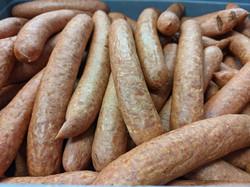 Brainard Meat Hot Dogs