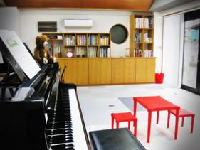 ようこそ!!ロビンピアノ&英語教室へ