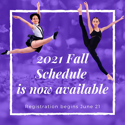2021 Fall Schedule is now available.png