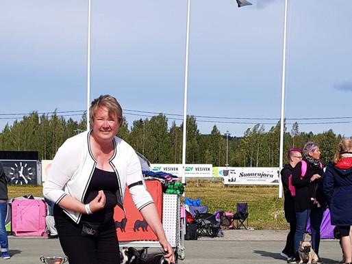 Jackie RYP3 Kuopio KV:ssa