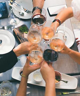 Canva - Group of People Holding Wine Gla