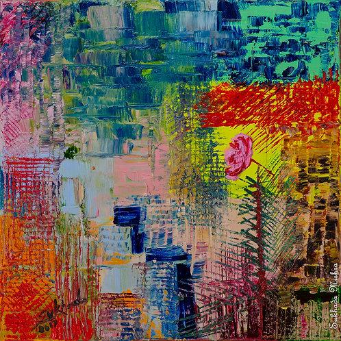 Untitled (12''x12''x1.5'')