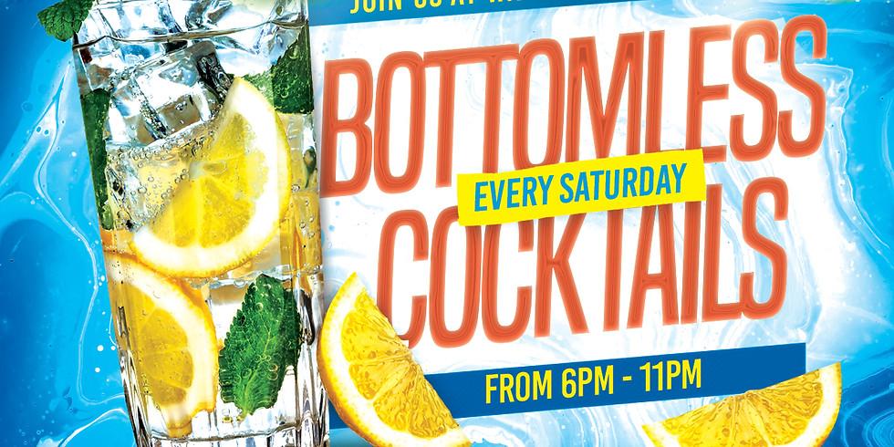 Bottomless Cocktail Saturdays