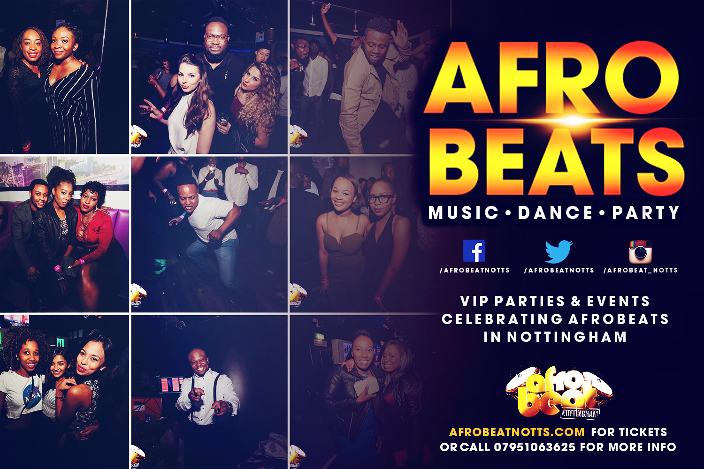 Afrobeats | Nottinghamshire | Afrobeat Notts