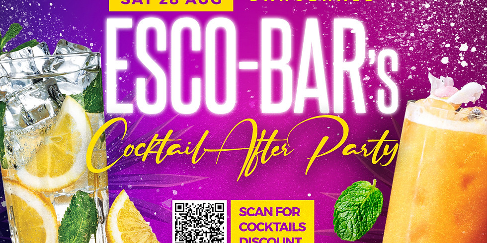 Cocktails and R&B with DJ Escobar