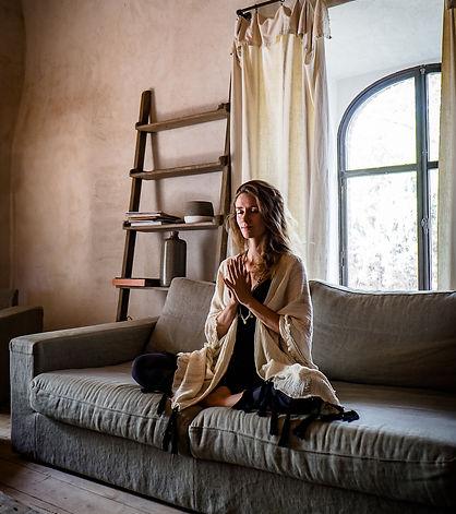 Sabrina Patricia Meditation Stillness