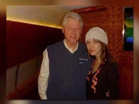 Epstein's Black Book 'no.42' ID'd As Bill Clinton