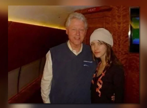 Epstein's Black Book 'no.42' ID'd As Bill Clinton