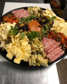 Anti pasta tray for a catering job 😊_#e