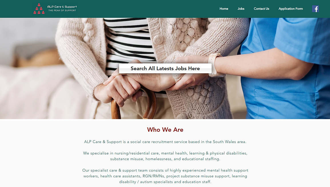 ALP Care & Support