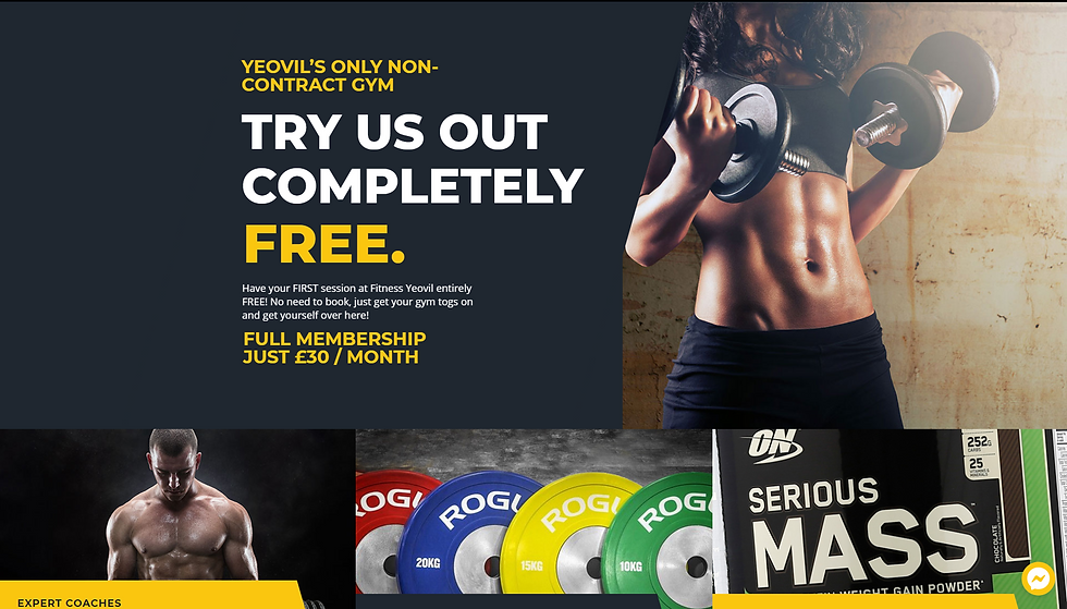 Fitness Yeovil