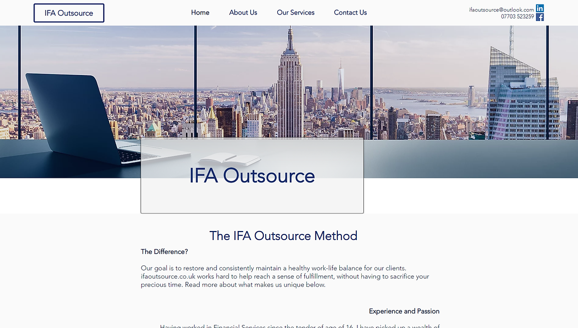 IFA Outsource