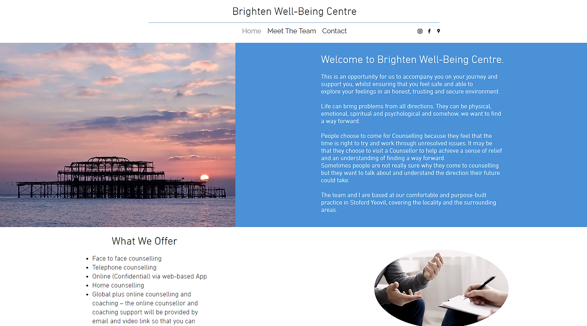 Brighten Well-Being Centre