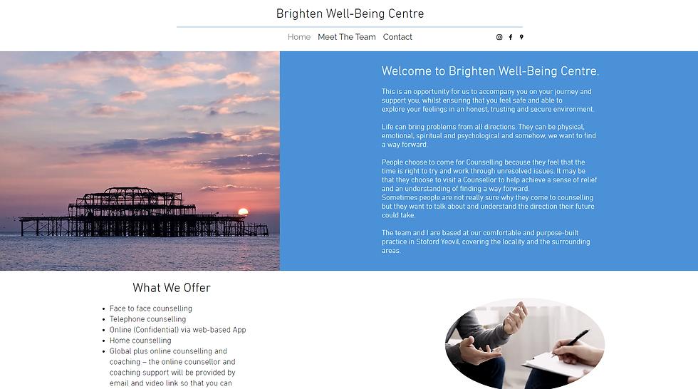 Brighten Well-Being Centre