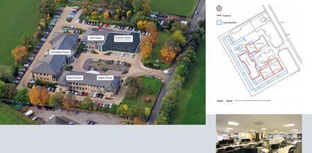 Woodland Park Site Plan