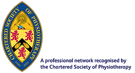JMS Physiotherapy are recognised by the Chartered Society of Physiotherapy