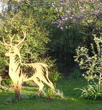 Large Grand Rustic Stag