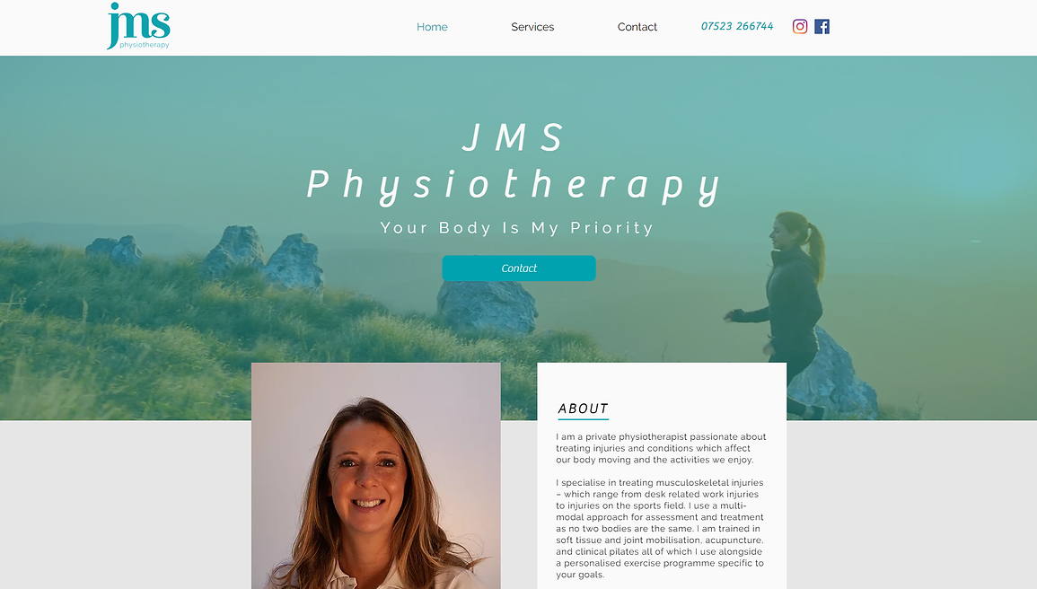 JMS Physiotherapy