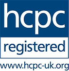 HCPC Registered - JMS Physiotherapy