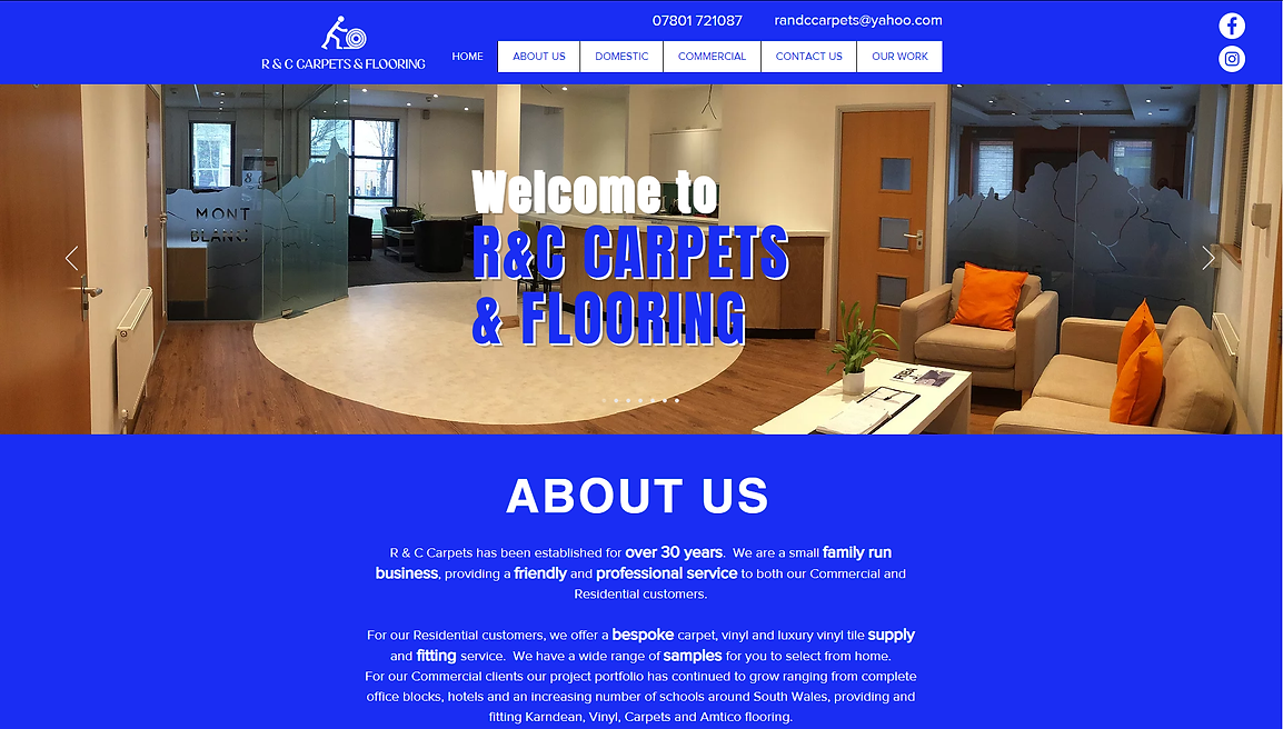 R&C Carpets and Flooring