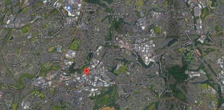 Units 1 & 2 Stour Vale Road Map View