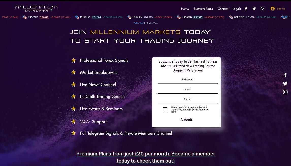 Millennium Markets