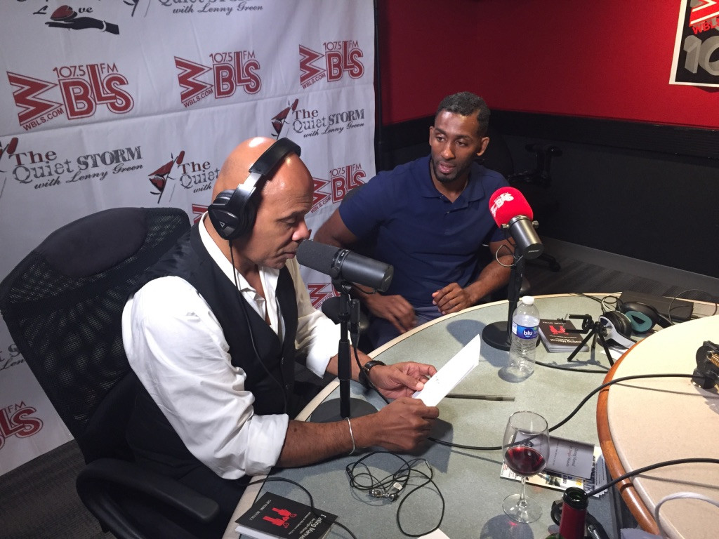 WBLS The Quiet Storm w/Lenny Green