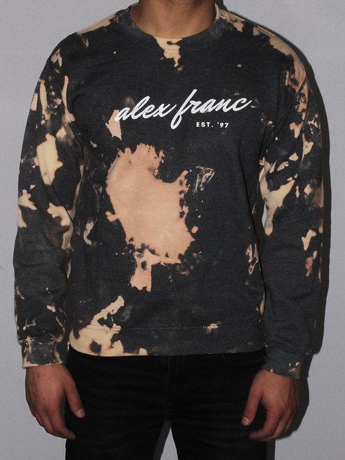 Alex Franc Bleach Dye