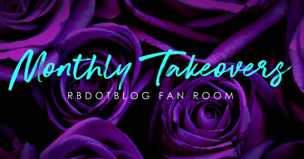 Monthly Takeovers in rbdotblog